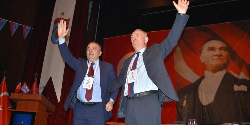Trabzonspor'da Divan Başkanı yeniden Ali Sürmen seçildi