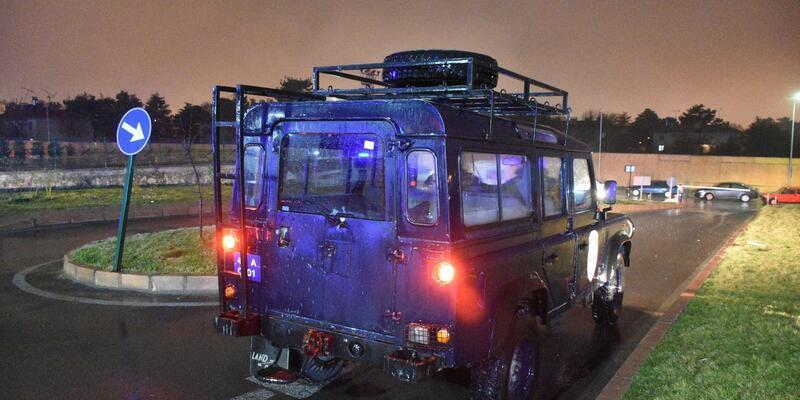 Mühimmat deposunda patlama: 2 polis yaralı