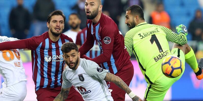 Trabzonspor-Başakşehir canlı yayın