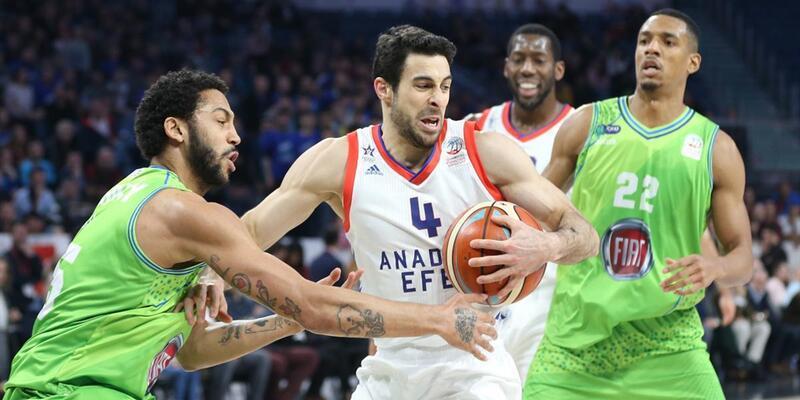 Türkiye Kupası Anadolu Efes'in