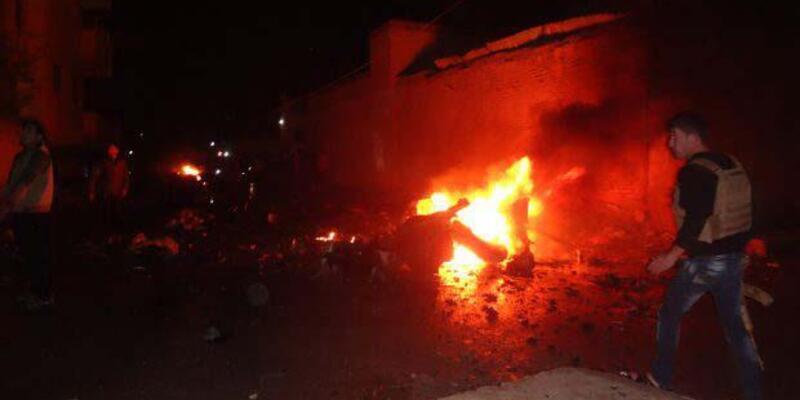 Suriye'nin Kamışlı bölgesinde patlama: 4 ölü, yaralılar var