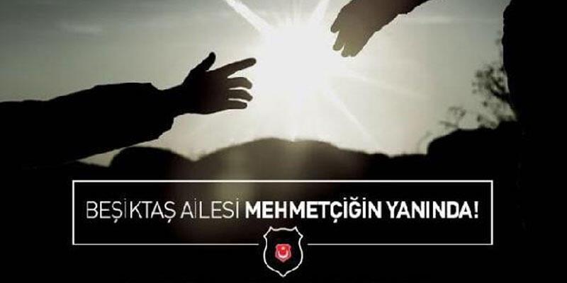 Beşiktaş'tan Mehmetçiğe anlamlı destek