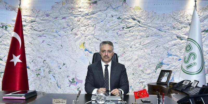 Acu: Anamur ve Bozyazı'da 83 bin dekar alan sulanacak