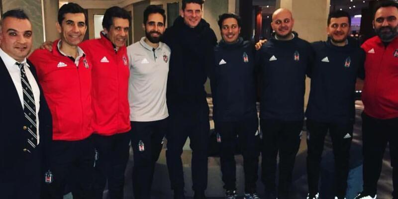 Mario Gomez yeniden Beşiktaş'ta