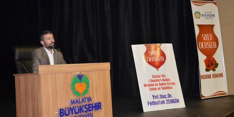Malatya'da 'Heyetler Yılı' anıldı