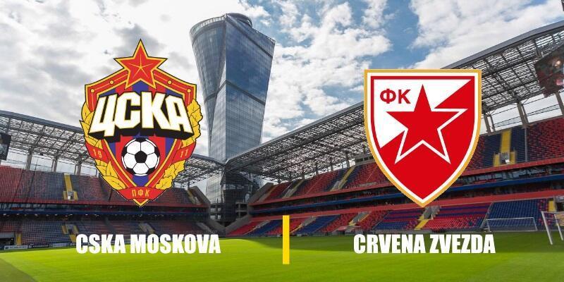 CSKA Moskova-Kızılyıldız maçı canlı izle | UEFA Avrupa Ligi, Son 32 Turu