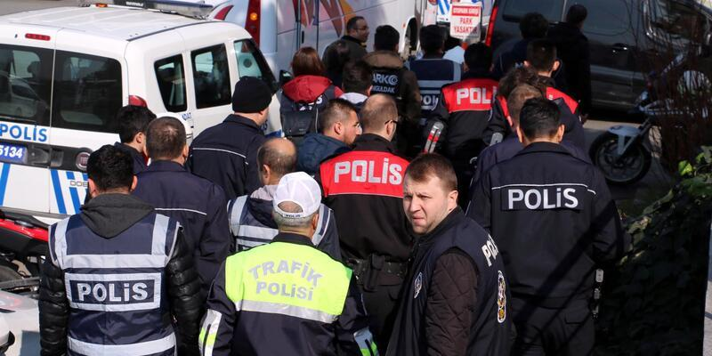 Ereğli'de 200 polisli uyuşturucu denetimi