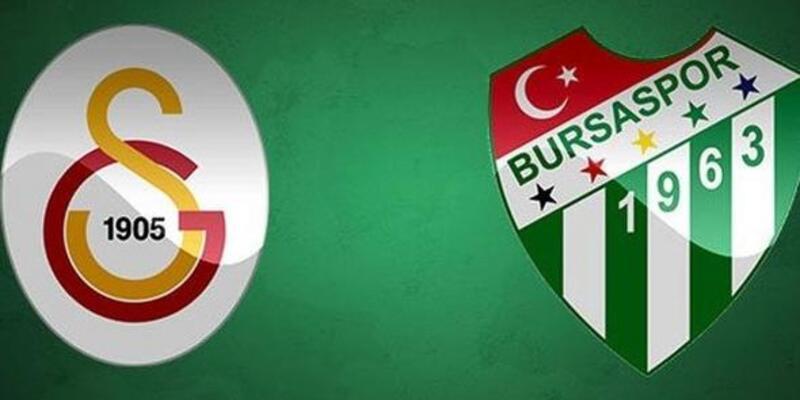 Galatasaray - Bursaspor maçı ön izlemesi