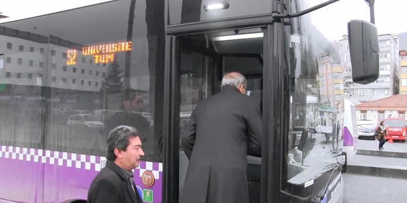 Toplu ulaşımda 177 araç hizmet verecek