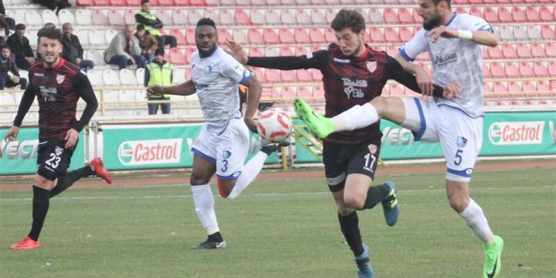 Boluspor 1-1 Erzurumspor