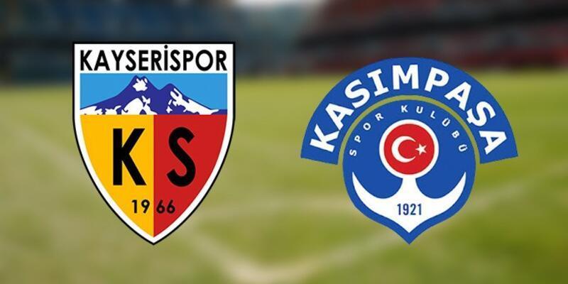 Kayserispor - Kasımpaşa maçı ön izlemesi