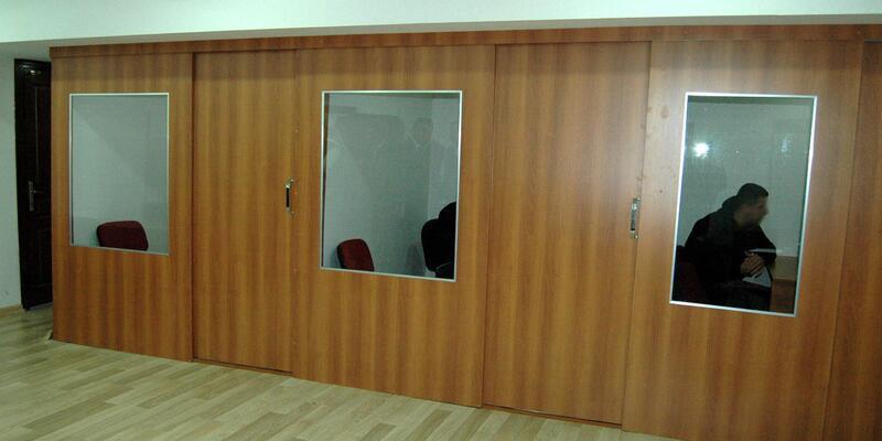 Mersin'de cezaevi avukat görüşme odaları yenilendi