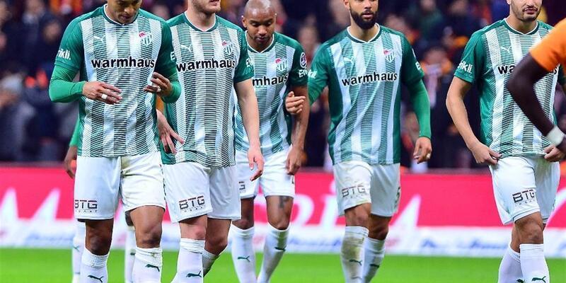Son 10 yılın en kötü Bursaspor'u