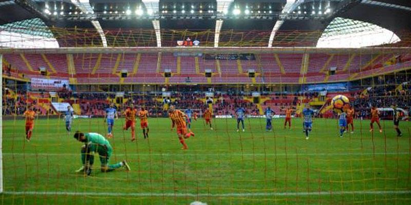 Kayserispor 3-2 Kasımpaşa / Maç Özeti