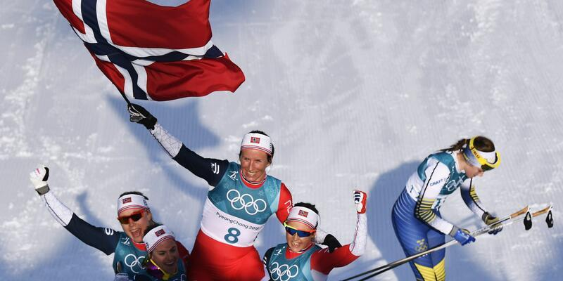 Pyeongchang 2018 Kış Olimpiyatları madalya sıralaması / Vikingler zirvede bitirdi