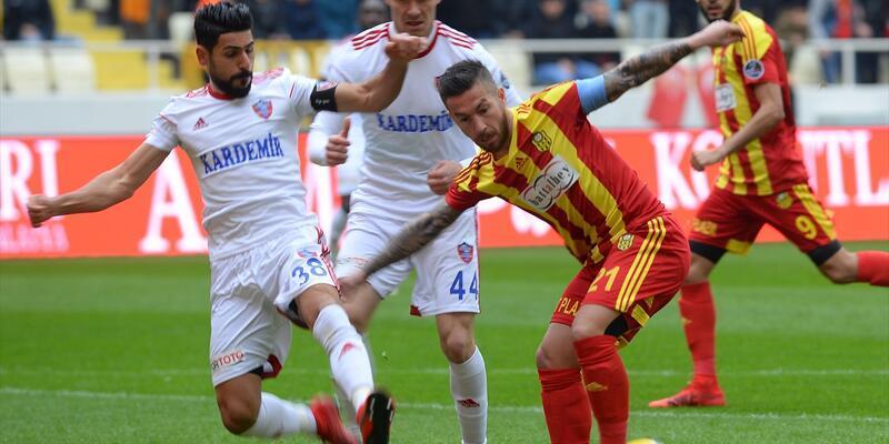 Yeni Malatyaspor 3-1 Karabükspor / Maç Özeti