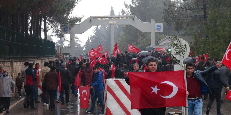 'Zeytin Dalı Harekâtı'nda 37'nci gün; 2 bin 18 terörist etkisiz hale getirildi (5)