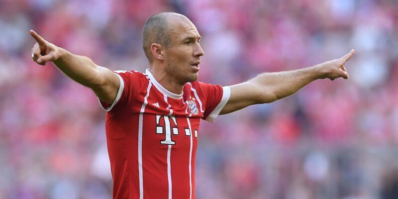 Arjen Robben Bayern Münih'e veda etti