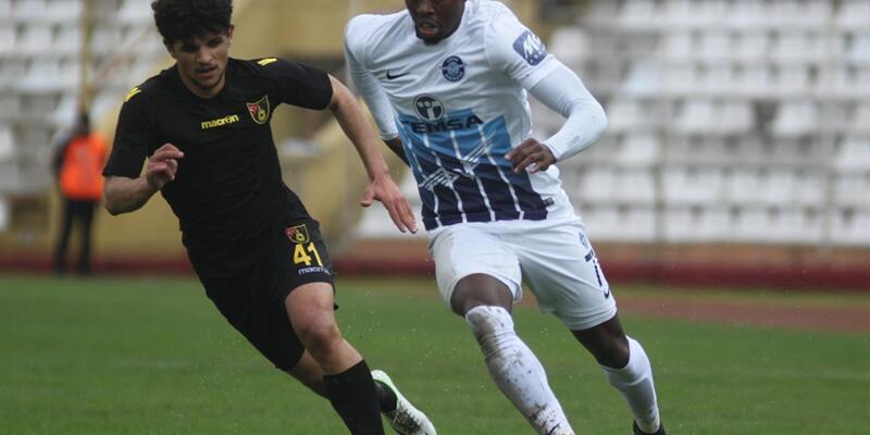 Adana Demirspor 2-1 İstanbulspor / Maç Özeti