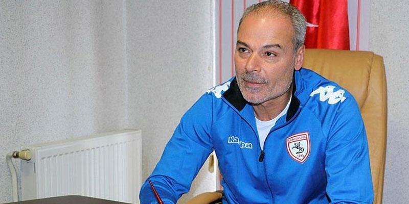 Samsunspor'da Engin İpekoğlu istifa etti