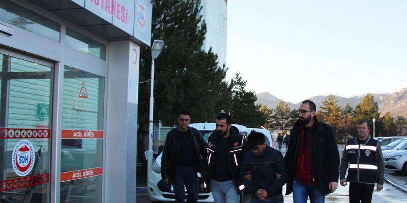 Seydişehir'de uyuşturucu operasyonu: 6 gözaltı