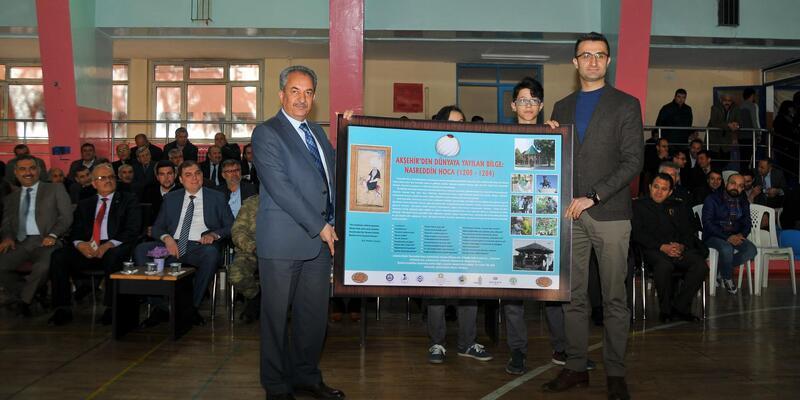 Okul ve kamu kurumu binalarında Nasreddin Hoca Köşesi