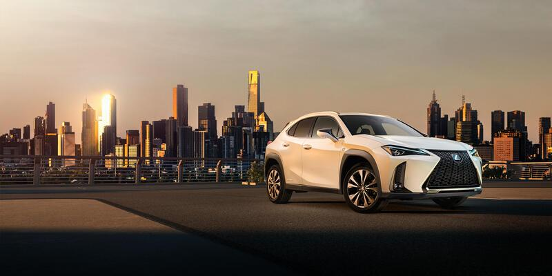 Lexus UX ortaya çıktı