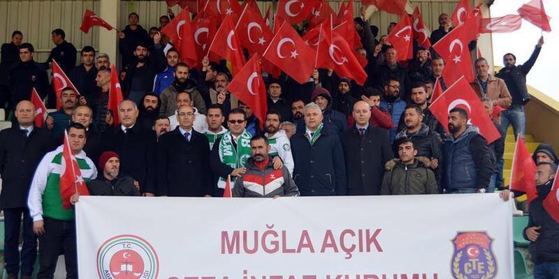 Muğlaspor'dan Muğla Cumhuriyet Başsavcısı Yavuz'a ziyaret