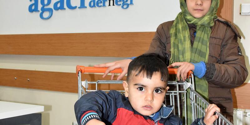 Sığınmacılara 'Gıda Bankası' desteği