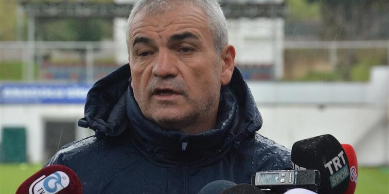 Rıza Çalımbay: Beşiktaş maçında galibiyet için oynayacağız