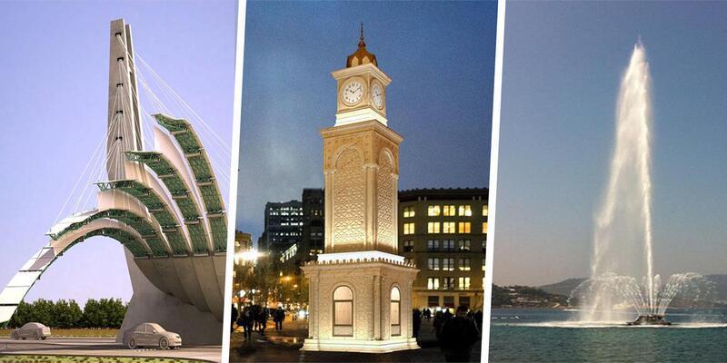 Ordu Büyükşehir Belediyesi'nden müthiş kent tasarım projesi