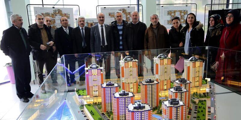 Sivas'ta eski sanayide kentsel dönüşüm başlıyor