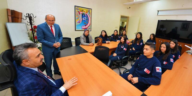 Sağlık öğrencileri yurt dışında staj yapacak