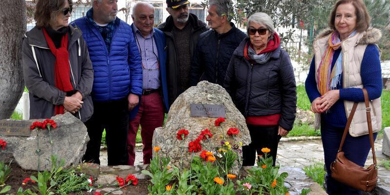 'Çevreci Ana' mezarı başında anıldı