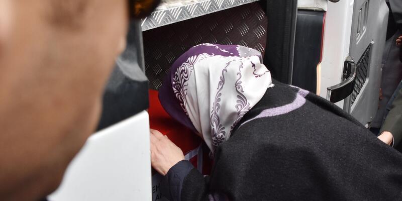 Şehit Astsubay Koç'un cenazesi, memleketi Konya'da (2)