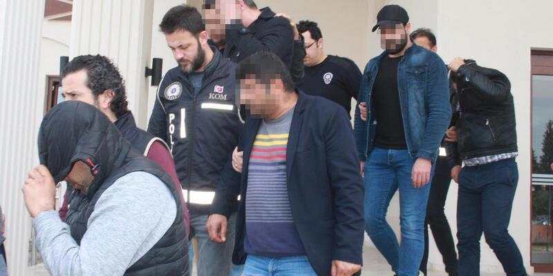 Fethiye'de fuhuş operasyonu: 11 gözaltı