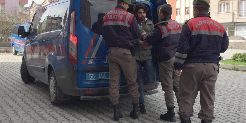 Samsun'da uyuşturucu ticaretine 9 tutuklama