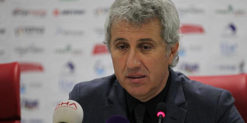 Samsunspor - Çaykur Rizespor maçının ardından