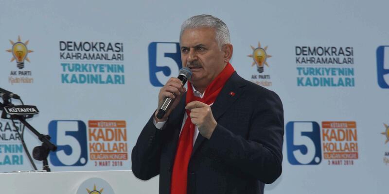 Başbakan Yıldırım: Afrin çevrelenmiş durumda (4)