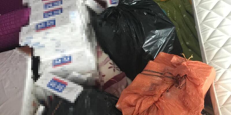 Van'da gümrük kaçağı 12 bin 700 paket sigara ele geçirildi