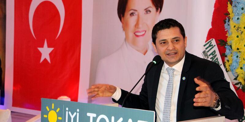 İYİ Parti Tokat İl Kongresi yapıldı