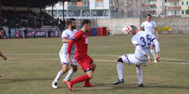 Niğde Belediyespor - Hacettepe Spor: 0-0
