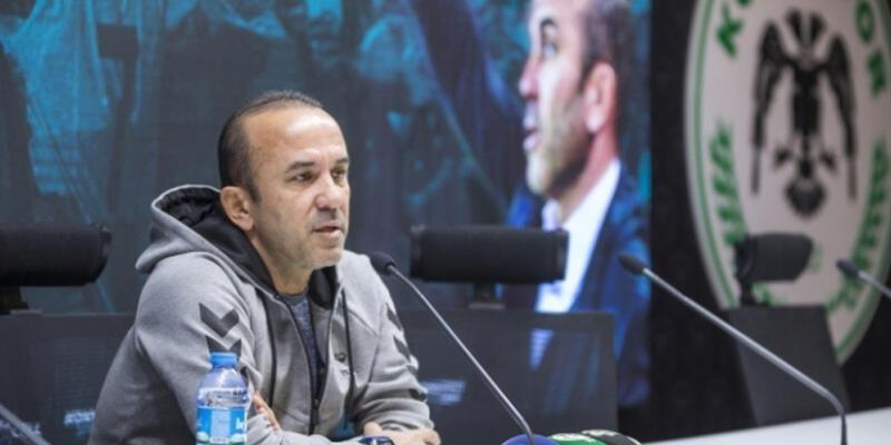 Konyaspor'da Mehmet Özdilek ile yollar ayrıldı