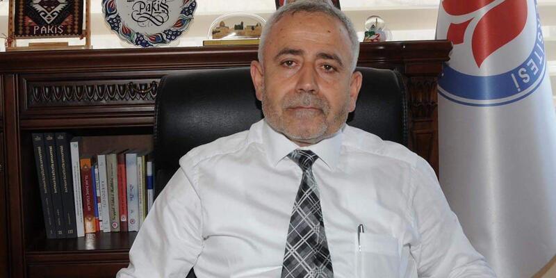 Hakkari Üniversitesi Rektörü Pakiş, 'Oğlunu işe aldı' iddiasına yanıt verdi