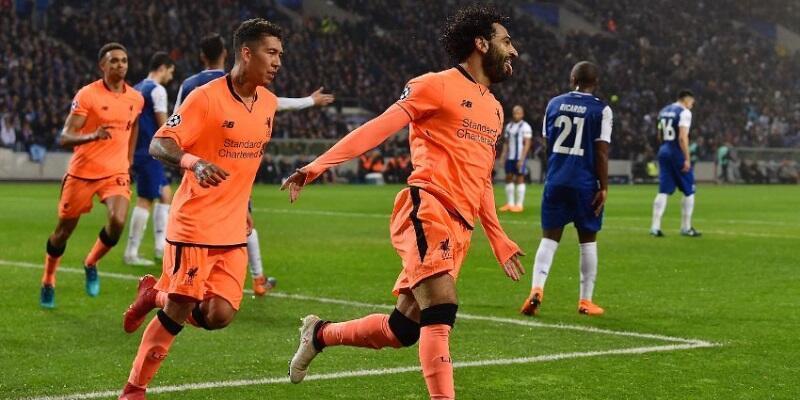 Canlı: Liverpool-Porto maçı izle | Tivibu Spor canlı yayın