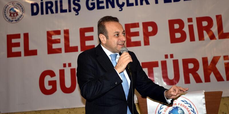 Eski AB Bakanı Bağış: Terör örgütleri arkasında saklananlar, o kazdıkları tünellerin altında kalacak