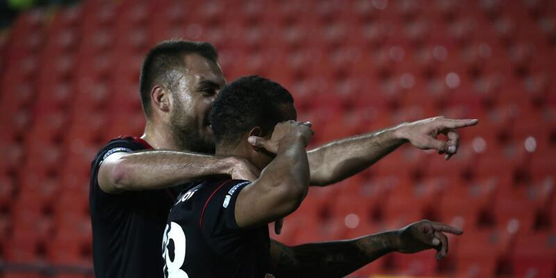 Gazişehir Gaziantep 2-0 Ümraniyespor / Maç Özeti
