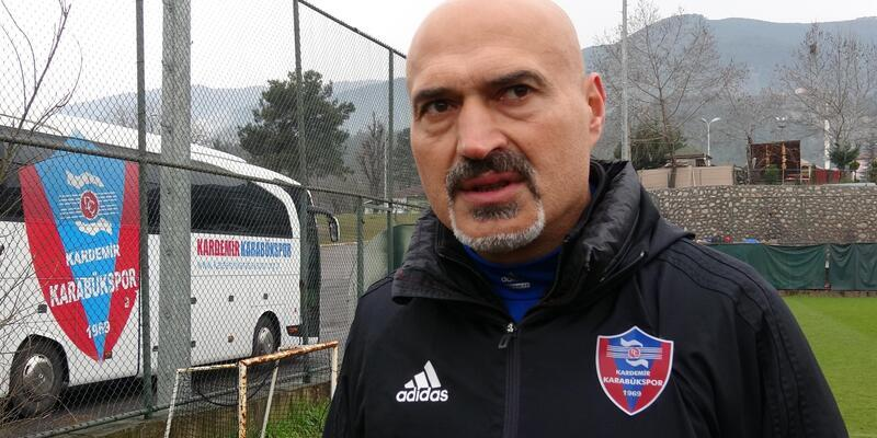 7-0'ın ardından Karabükspor'dan açıklama: Mağlup da olsak adam gibi mağlup olalım