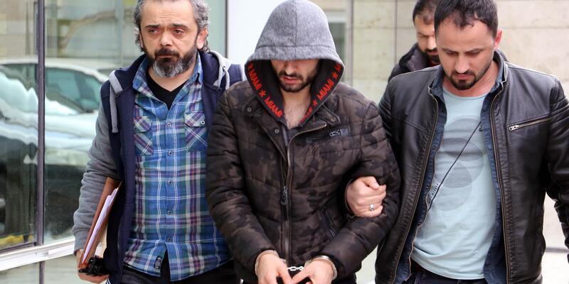 940 gram bonzai ile yakalanan şüpheli tutuklandı