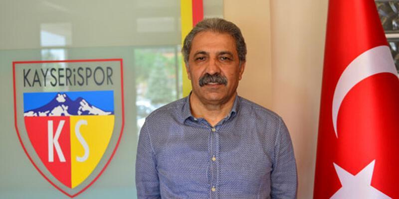 Kayserispor Başkanı Erol Bedir: Avrupa sevdamızı kalan 10 maç belirleyecek